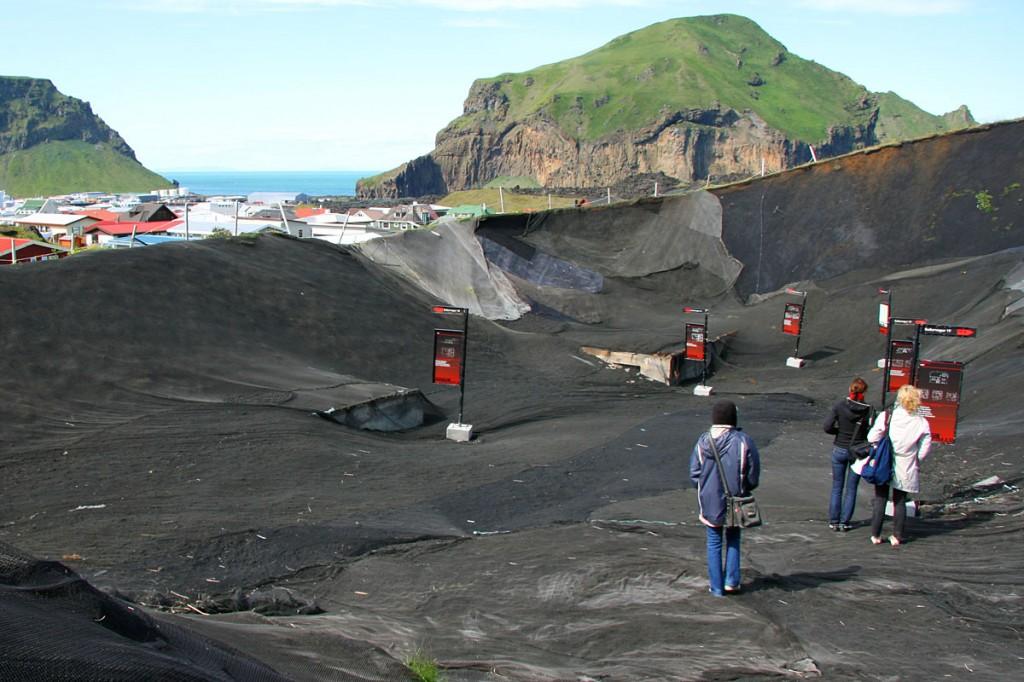 Vestmannaeyjar Pompeji (Photo: Göran Ingman)